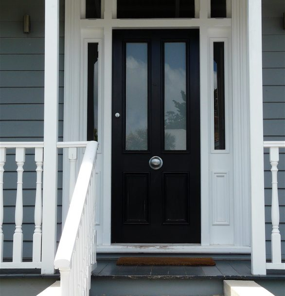 Villa Kapısı Üzerine Birkaç Detay