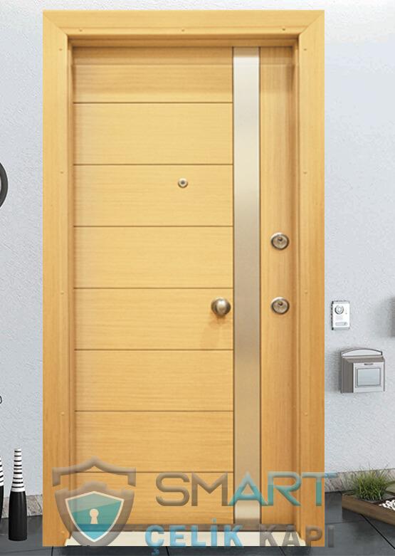 modern çelik kapı modelleri dila ahşap kaplama çelik kapı daire kapısı