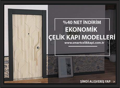 smart çelik kapı ekonomik çelik kapı modelleri
