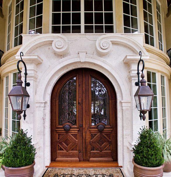 Smart Çelik Kapı Farkıyla Harika Tasarımlı Villa Kapısı Modelleri
