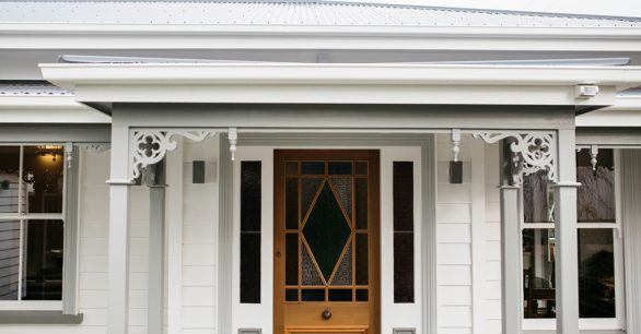 Her Konsepte Uyumlu Villa Kapıları