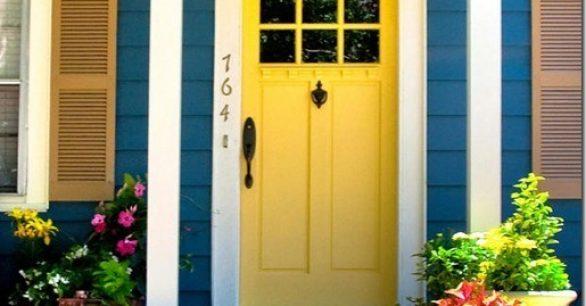 Villa Kapılarınızda Renklerle Farkı Yakalayın