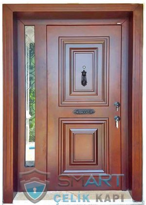 Bodrum Villa Kapısı Armadoor Villa Kapısı Sur Çelik Kapı Kale Kapı Bodrum Villa Giriş Kapısı