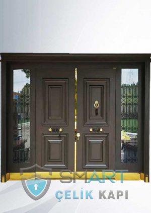 Antrasit Villa Giriş Kapısı