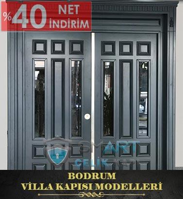 Bodrum Villa Kapısı