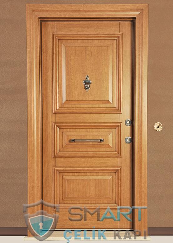 Lidya-Klasik-Çelik-Kapı-alarmlı-çelik-kapı-modelleri-parmak-izi-okuyuculu-çelik-kapı-1